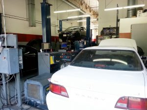 Smog Test and Repairs